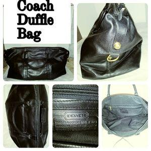 Coach Travel Bag